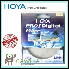 HOYA PRO1 Digital 72mm UV (o) Filter (100% Genuine Hoya Malaysia)